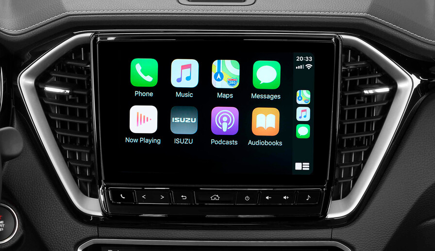 d-max-apple-car-play-android-auto-audio-system