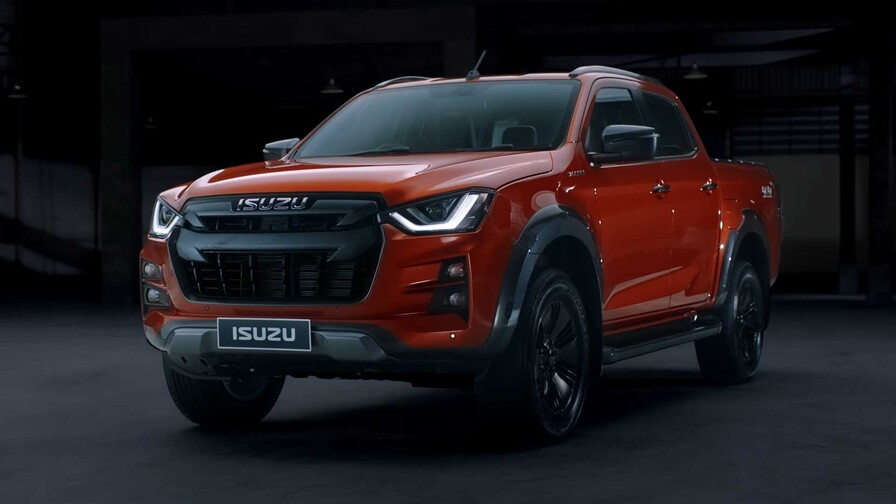 Isuzu D-MAX Zubehoer Pick Up Design